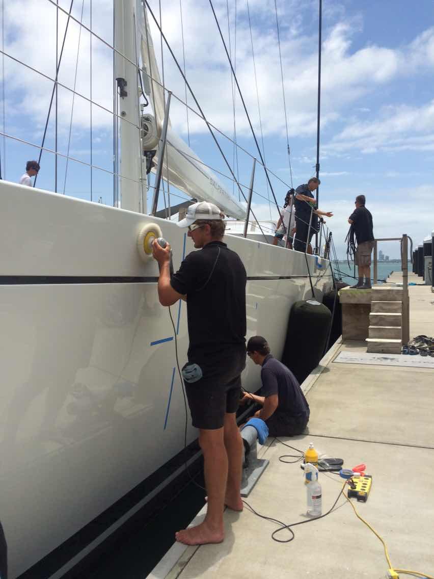 新西兰,合恩角,奥克兰,小两口,美国 1月8日,刚耀带高民船长去找Salperton号船长,他们马上就要出发过合恩角. 874580807.jpg
