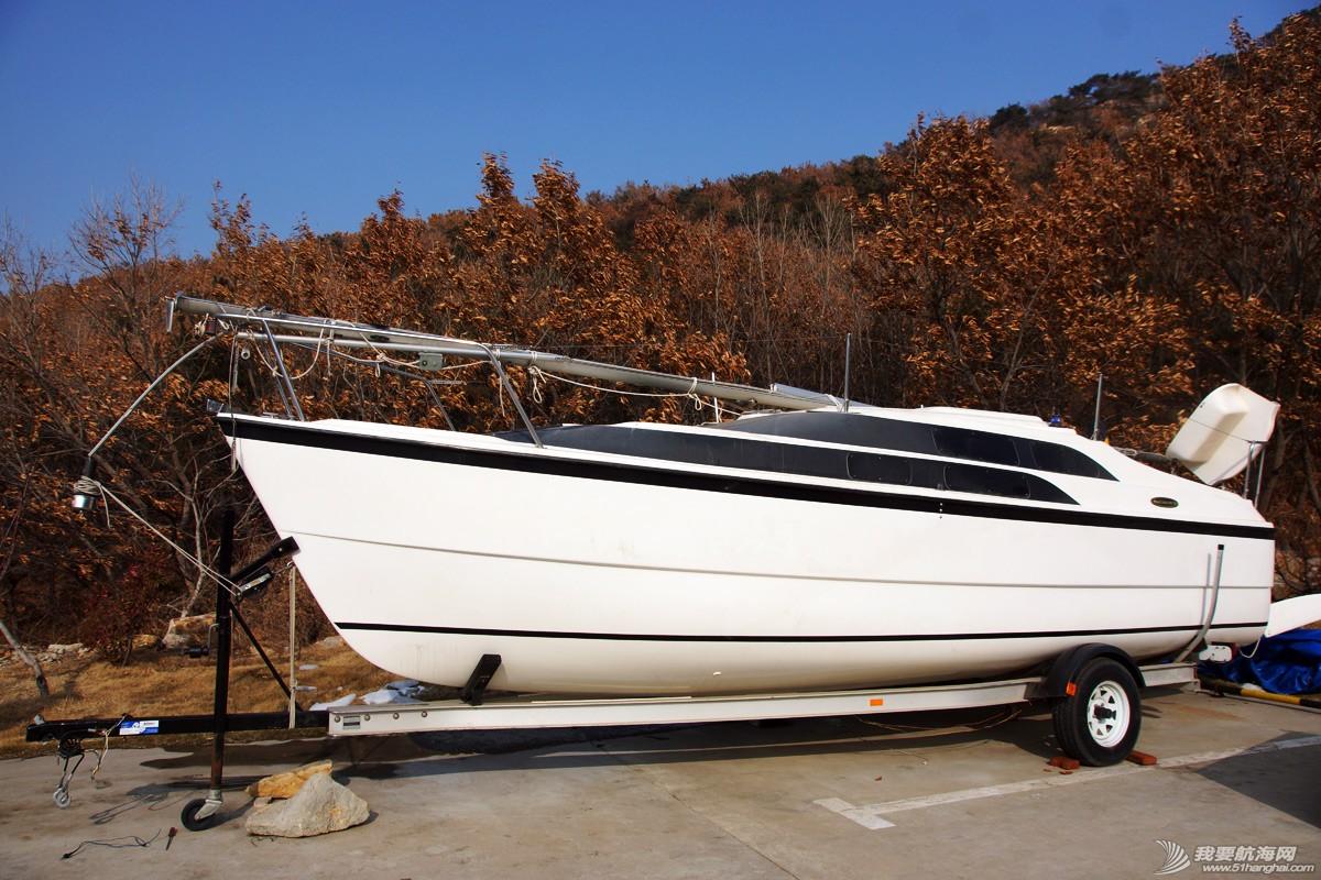 美国,便宜,帆船,进口 低价出售美国原装全新机帆两用帆船美贵格MacGregor26 qiaoge1.jpg
