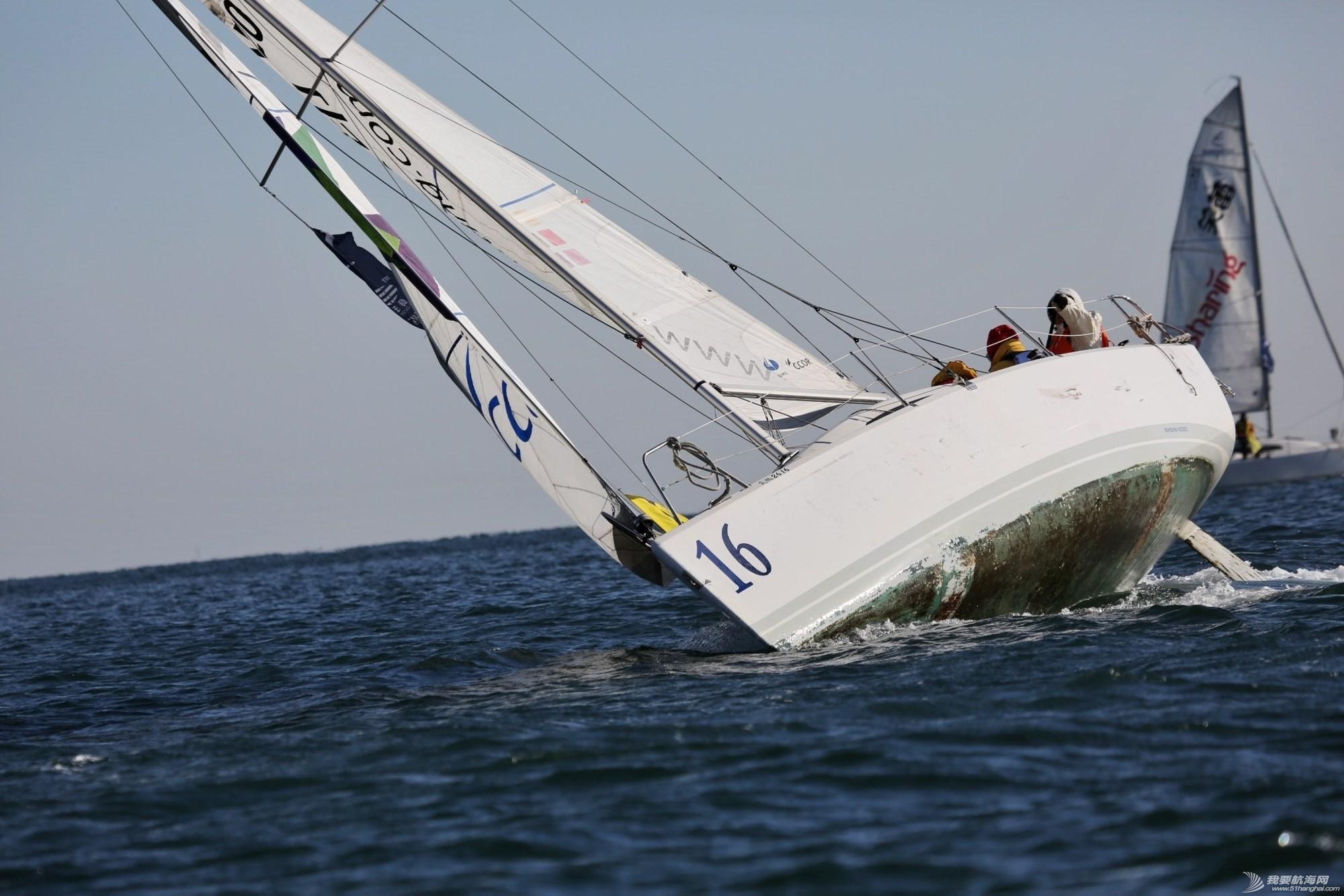 海帆者参加环海南岛国际大帆船赛