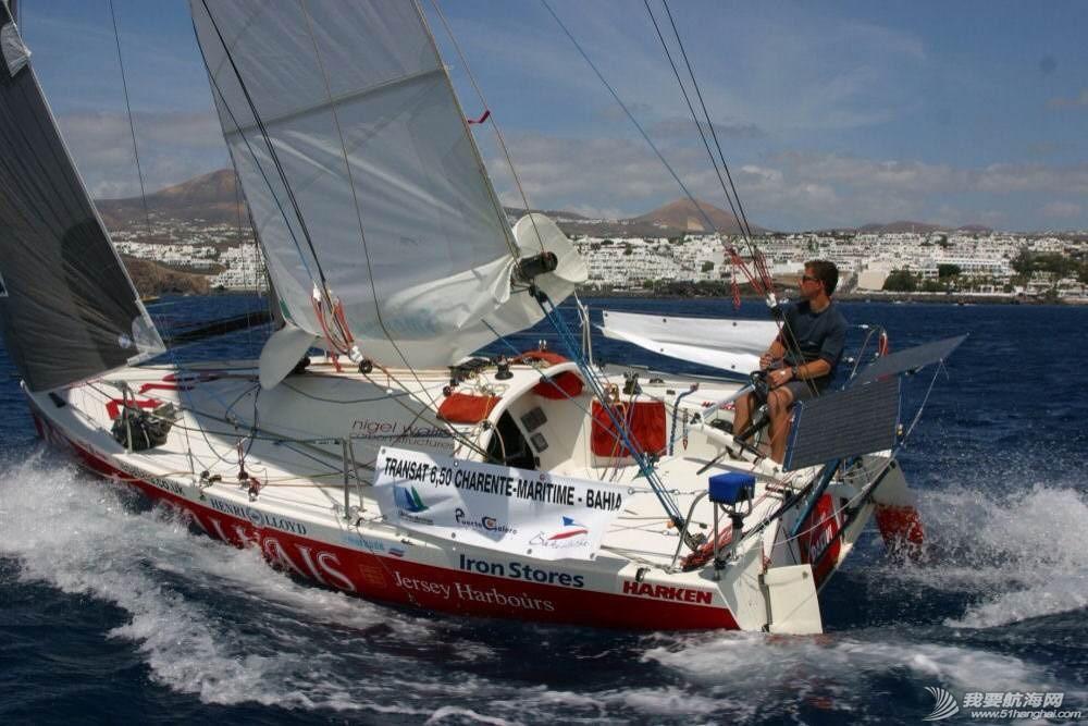 西沙群岛,残疾人,大西洋,安全证书,运动员 徐京坤将挑战MINI-TRANSAT 650级别单人横渡大西洋极限帆船赛 MINI-TRANSAT 650