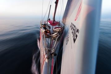 中国船员,苏格拉底,沃尔沃,帆船运动,红豆薏仁 我是郑英杰,我是一名骄傲的中国船员。 1.jpg