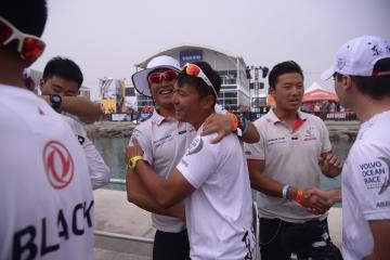 中国船员,苏格拉底,沃尔沃,帆船运动,红豆薏仁 我是郑英杰,我是一名骄傲的中国船员。 4.jpg