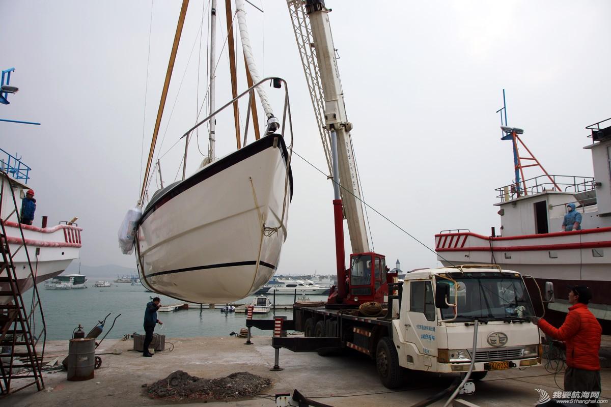 帆船,如何 今天不卖船,讲讲我是如何在三个月内通过我要航海网卖出两条帆船的 qiaoge5.jpg