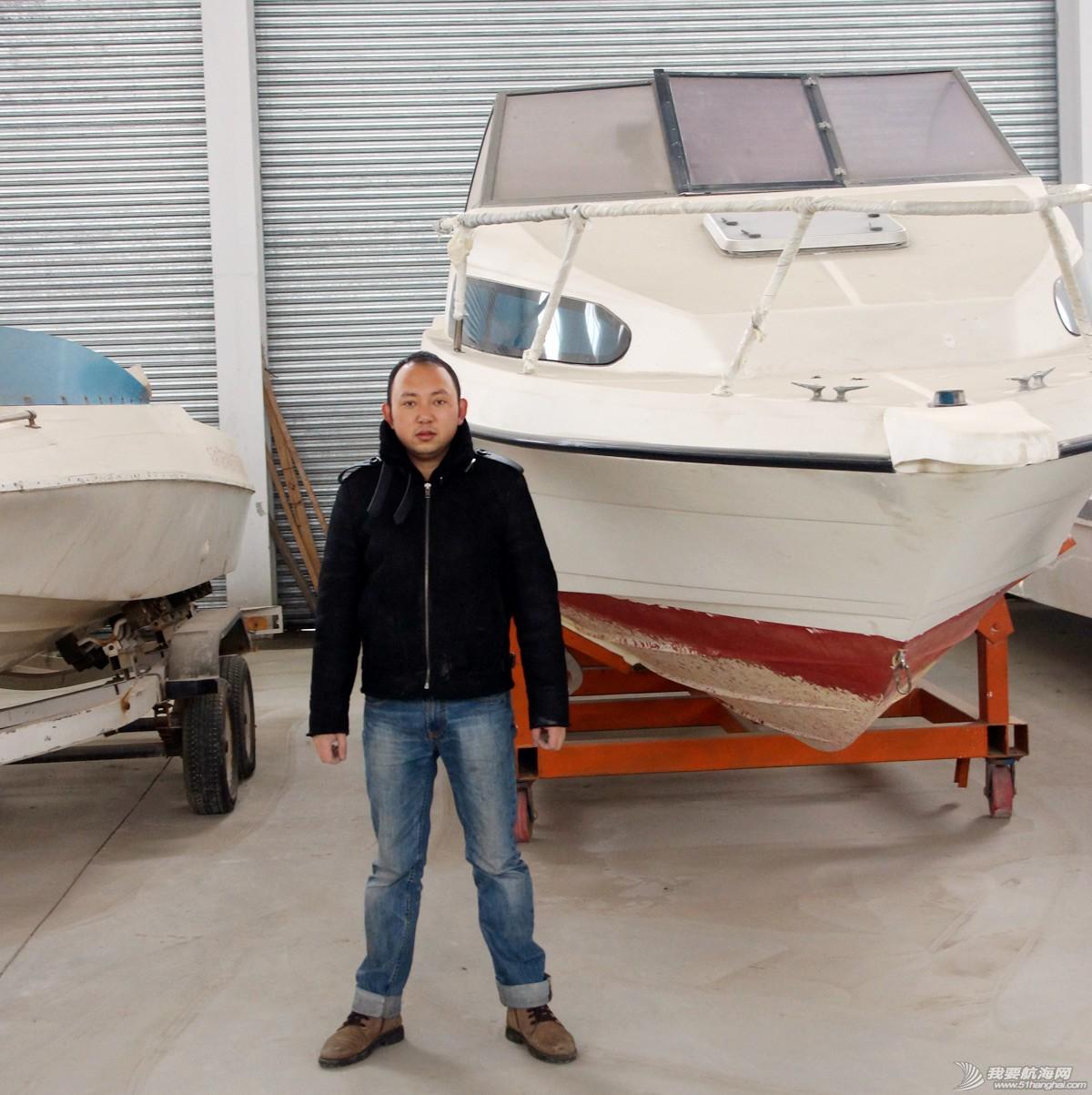 白菜价,朋友 朋友着急用钱急售一条7.2米小游艇 dongfeiyouting14.jpg