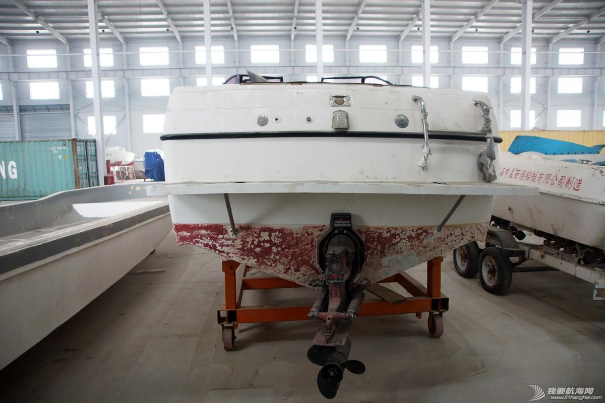 白菜价,朋友 朋友着急用钱急售一条7.2米小游艇 dongfeiyouting5.jpg