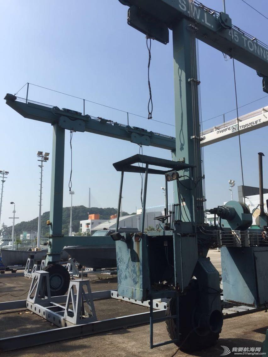 朋友,进口 出一套全进口船用维护保养设备,有实力的朋友请联系 航吊