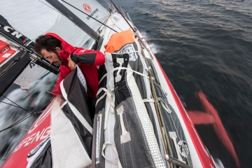 视频,《游艇汇》,克里伯环球帆船赛 视频:《游艇汇》首届三亚二手游艇展开幕 克里伯环球帆船赛中国船员首轮选拔完成 5.jpg