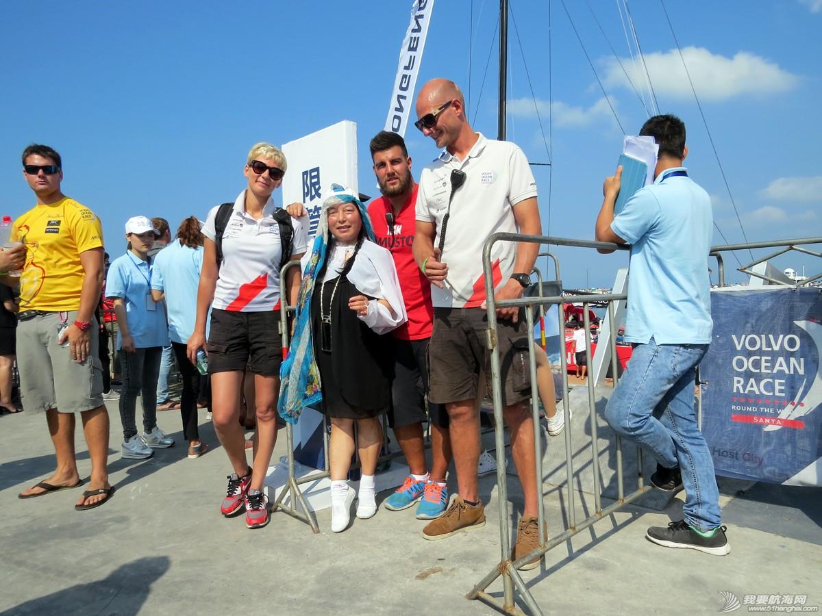 沃尔沃,照片,赛事,三亚 带你走进三亚赛事村 2014-2015沃尔沃环球帆船赛三亚站照片集锦 沃尔沃环帆船赛照片