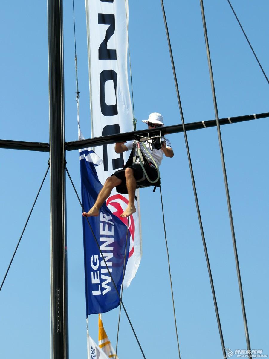 沃尔沃,照片,赛事,三亚 带你走进三亚赛事村 2014-2015沃尔沃环球帆船赛三亚站照片集锦 沃尔沃环帆船赛三亚站