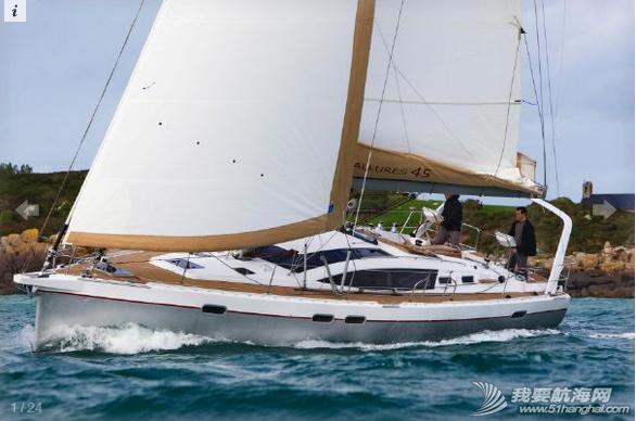 帆船 浅谈巡航帆船 之一 QQ截图20150203105719.png