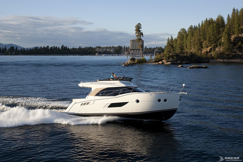 美国,进口,美好时光,发动机,卫生间 亚洲首发,仅此一艘,美国进口豪华游艇卡福CARVER 40,现船销售。 Carver40_Running20.jpg