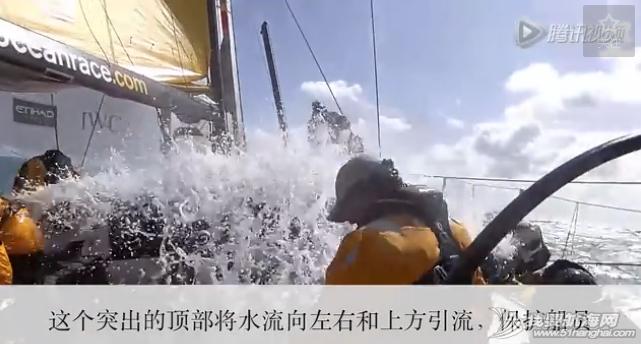 沃尔沃,阿布扎比,高科技,横截面,帆船 【视频】伊恩·沃克船长介绍沃尔沃Ocean 65帆船的结构 22.png