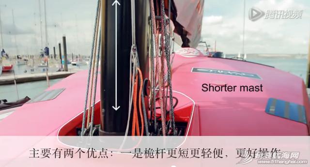 沃尔沃,阿布扎比,高科技,横截面,帆船 【视频】伊恩·沃克船长介绍沃尔沃Ocean 65帆船的结构 26.png