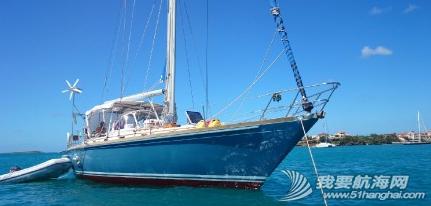 理查德,博客,帆船,货源,缘分 貌似神仙般的帆游生活,也要面对现实的无奈. 2.png