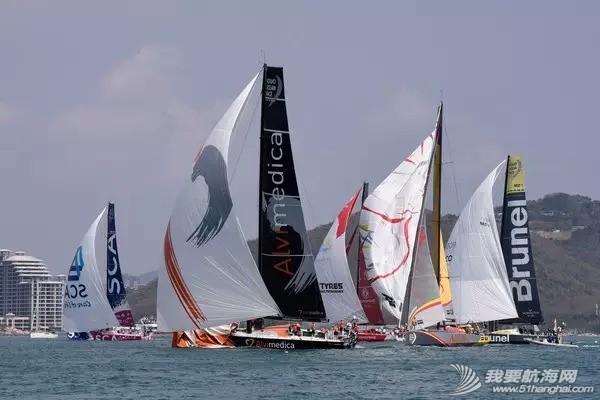 沃尔沃,太平洋,中国南海,新西兰,安德鲁 从三亚到奥克兰 逆风南下