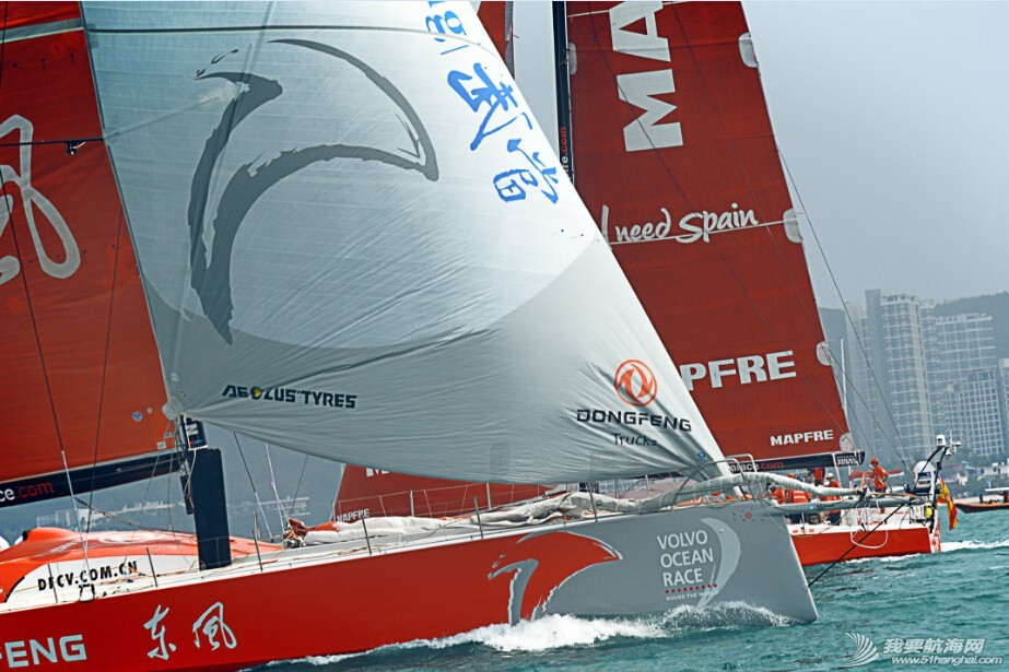 沃尔沃,太平洋,中国南海,新西兰,生辰八字 别母港,再出发——东风队起航奔赴奥克兰