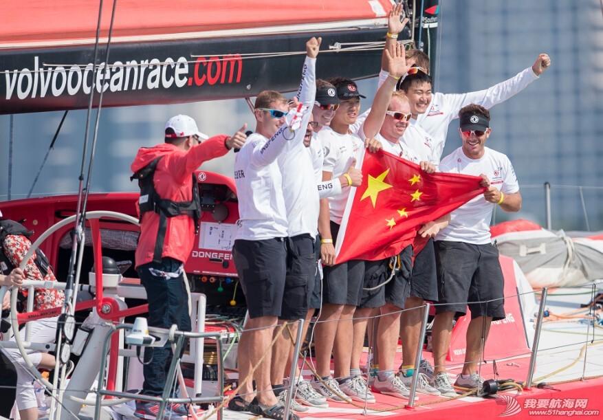 沃尔沃,新西兰,南半球,最大的,东方 东风队勇夺三亚站港内赛冠军,闪耀母港