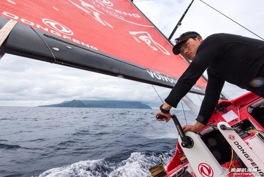 中国船员,太平洋,沃尔沃,菲律宾,总经理 似曾相识的决定—东风队重回太平洋 0.jpg