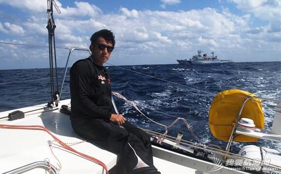 """中国人,郑和下西洋,航海技术,帆船,环球 观看《郭川环球航行全程纪录片""""奥德赛之旅""""》有感 IMG_6776.JPG"""