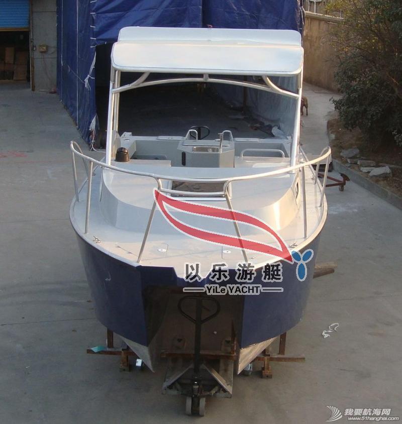 铝合金 680  Catamaran 双体镁铝合金钓鱼艇 A04.jpg
