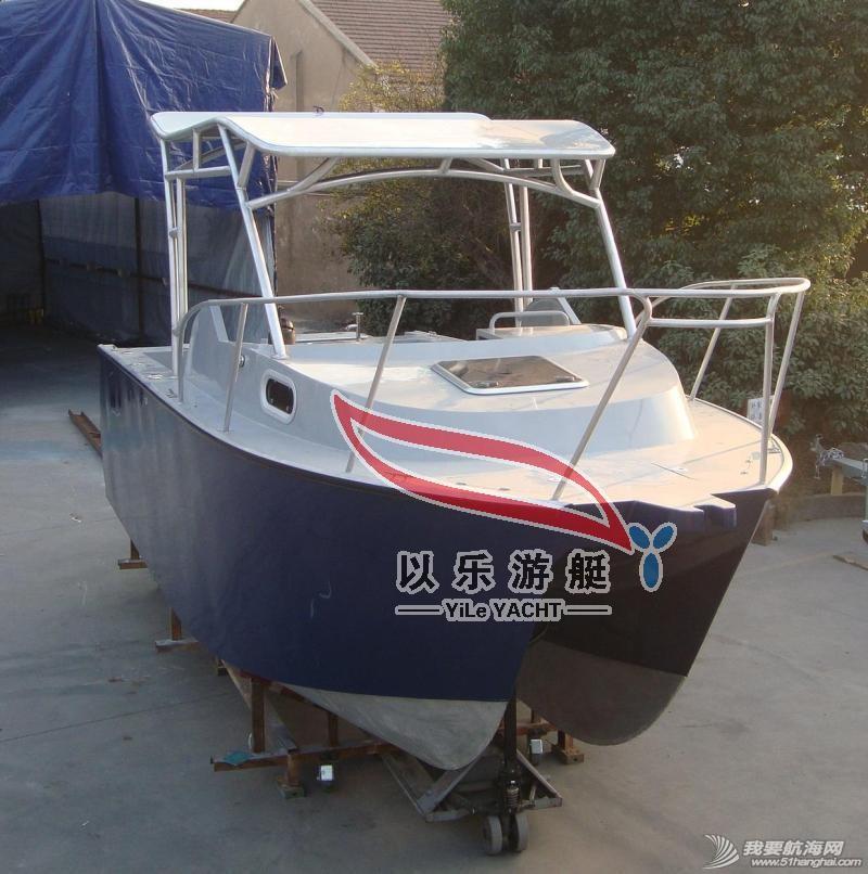 铝合金 680  Catamaran 双体镁铝合金钓鱼艇 A05.jpg