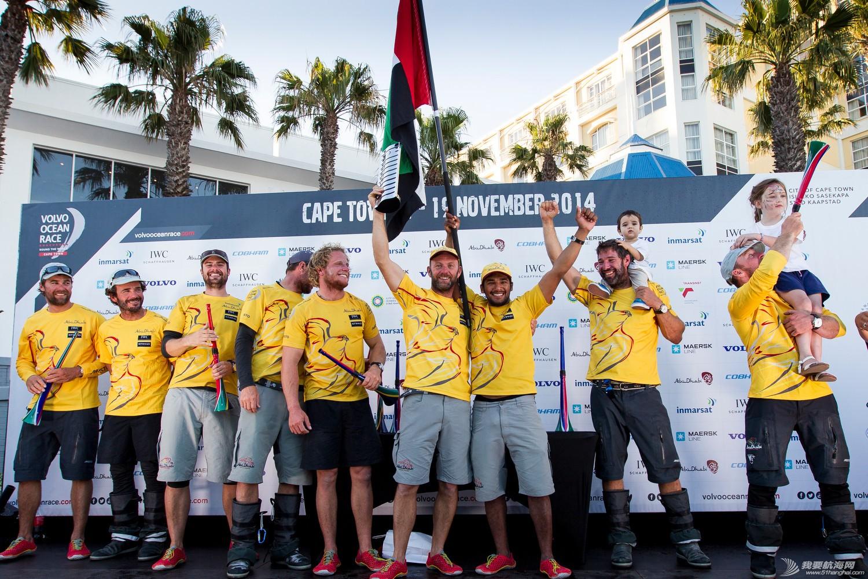 中国人,西班牙,沃尔沃,阿布扎比,铿锵玫瑰 致沃尔沃环球帆船赛的2014年