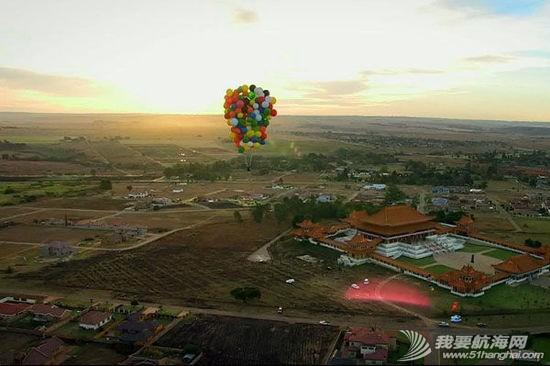 氦气球飞行,张昕宇,梁红,烟斗,侣行第二季 [侣行第二季]飞越南非:迫降惊魂 网易旅游频道