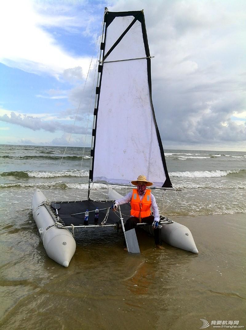 帆船 草根3000元DIY实现帆船梦
