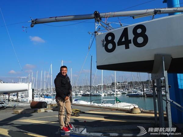 """通讯设备,国际帆联,航海技术,大西洋,培训机构,通讯设备,国际帆联,航海技术,大西洋,培训机构 徐京坤的新梦想----参加2015年""""MINI TRANSAT 650级别单人横渡大西洋帆船赛"""". 15.jpg"""