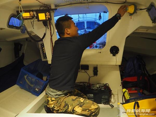 """通讯设备,国际帆联,航海技术,大西洋,培训机构,通讯设备,国际帆联,航海技术,大西洋,培训机构 徐京坤的新梦想----参加2015年""""MINI TRANSAT 650级别单人横渡大西洋帆船赛"""". 32.jpg"""