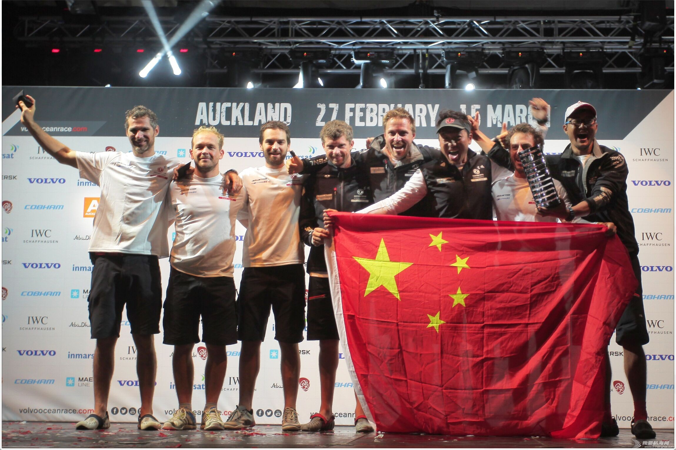 北京时间,阿布扎比,沃尔沃,菲律宾,新西兰 八分钟差距惜败,东风队斩获第四赛段季军