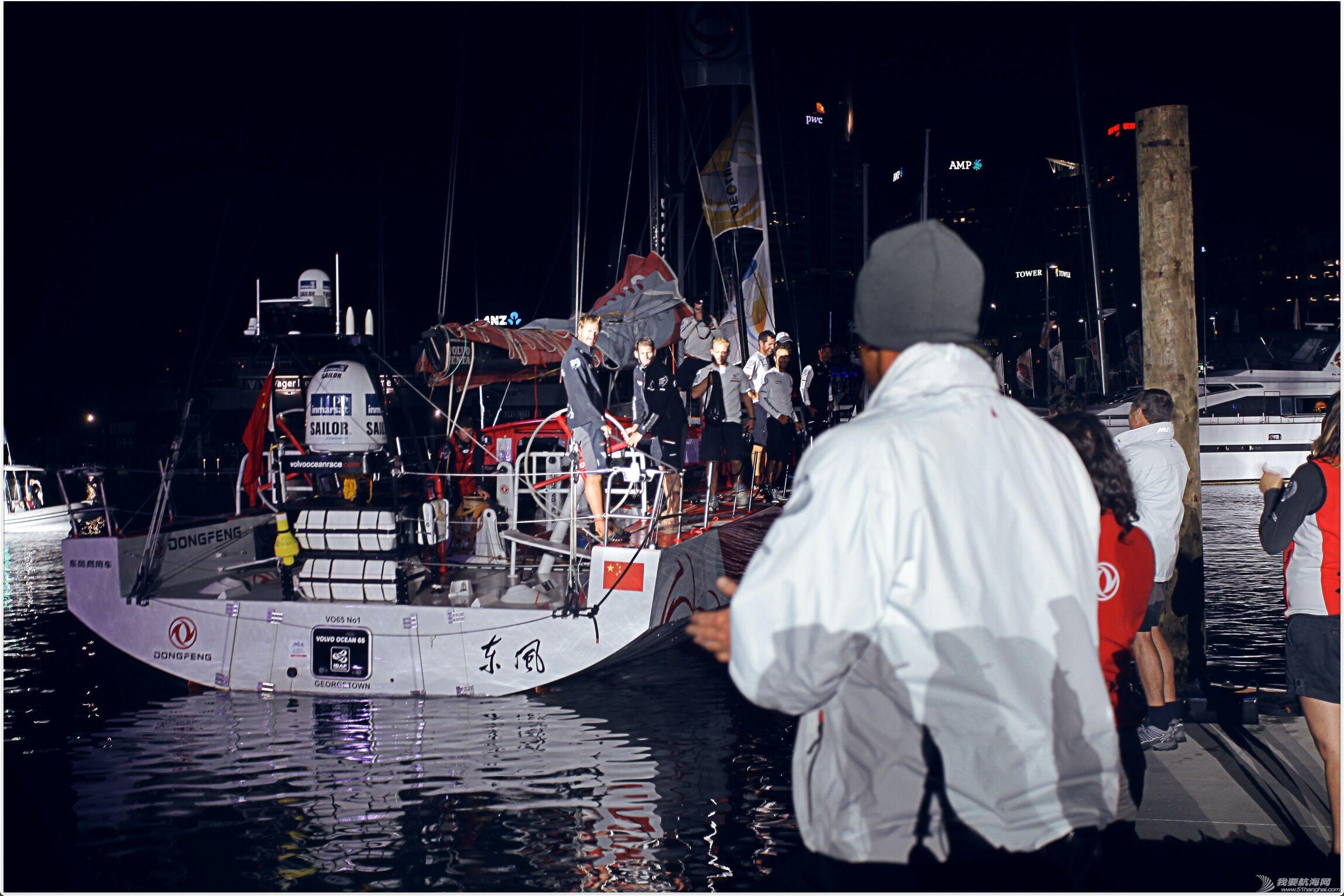 阿布扎比,埃尔文,心情,知识 疯狂的第四赛段——船员们分享比赛心情