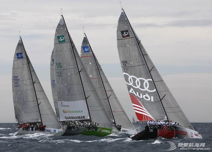 2014,手机 TP52竞赛型帆船比赛视频集锦 08-13276-audi-medcup-2-65.jpg