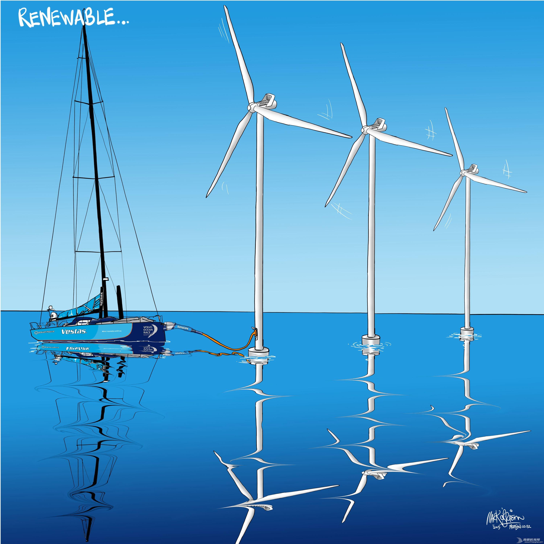 西班牙,阿布扎比,中国功夫,南海观音,佛光普照 Duang#酷炫东风号变身萌船 | 史上最萌沃帆赛你见过吗?