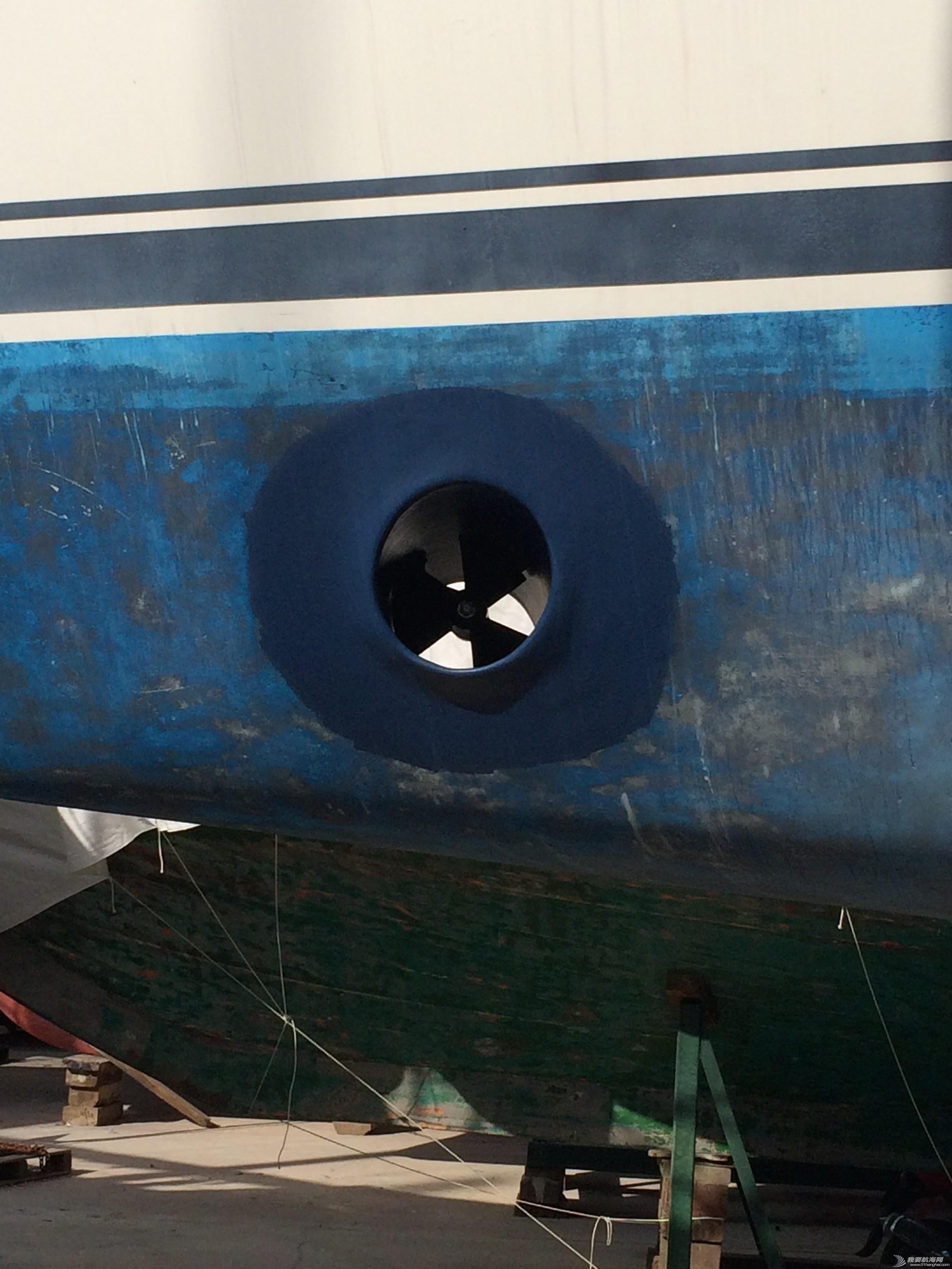 推进器,帆船 帆船需不需要安装侧向推进器? 帆船的侧向推进器