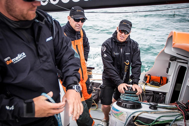 沃尔沃,新西兰,爱尔兰,奥克斯,奥运会 最有经验老将加盟最年轻船队 阿尔维麦迪卡队获强援