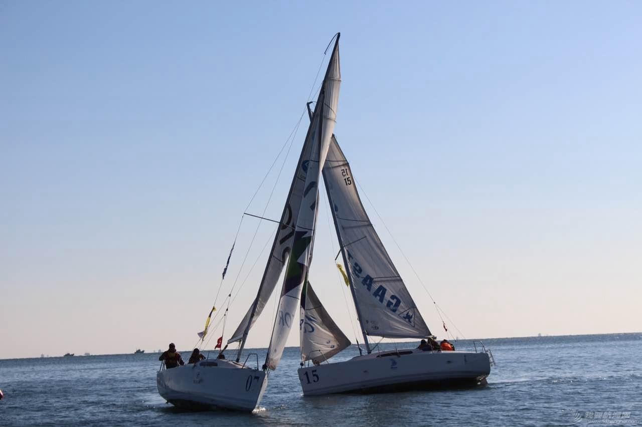 帆之初体验