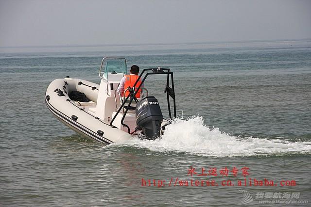 玻璃钢 小型玻璃钢船艇 玻璃钢快艇 IMG_4148.JPG