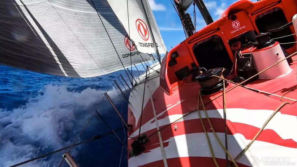 沃尔沃,大西洋,团队合作,英文名,训练营 对话东风队训练营船员杨济儒
