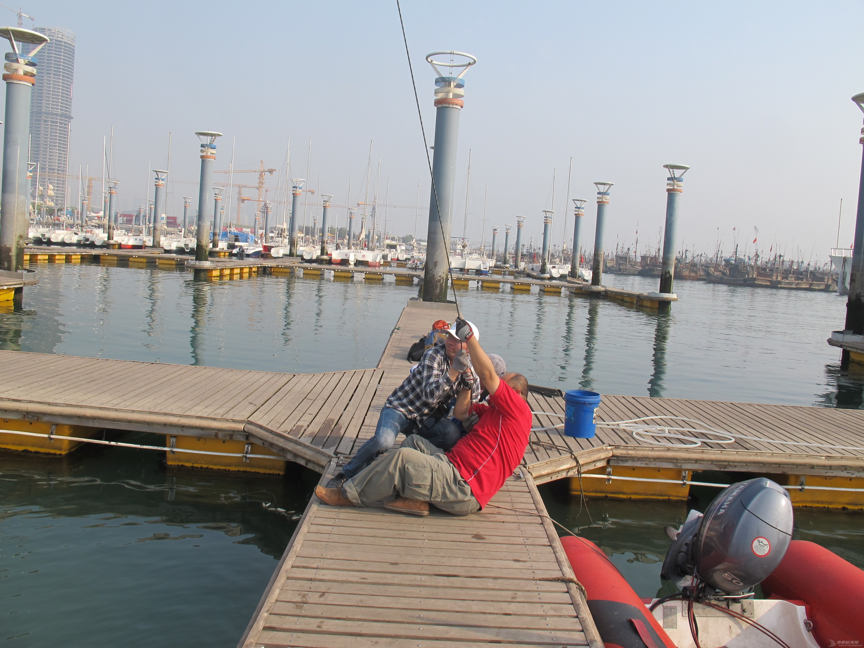 帆船,德国留学,爱好者,老前辈,培训班 帆友北京聚会 IMG_6185.JPG
