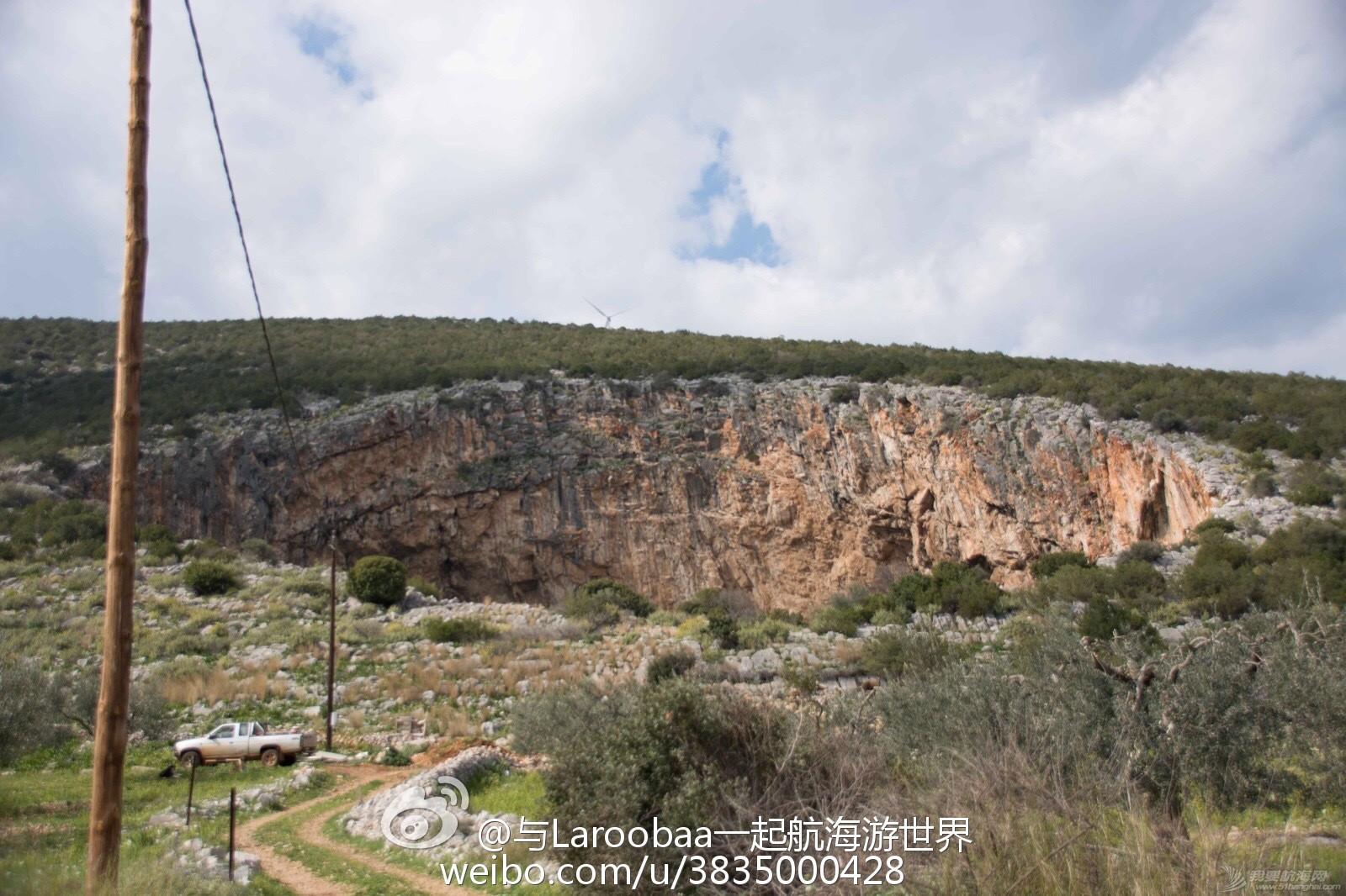 希腊,牧羊犬,宠物狗,牧羊人,石灰岩 参观希腊著名的迪迪玛教堂岩洞遭遇牧羊犬 e495766cjw1eq74squk1cj218g0tmwsd.jpg