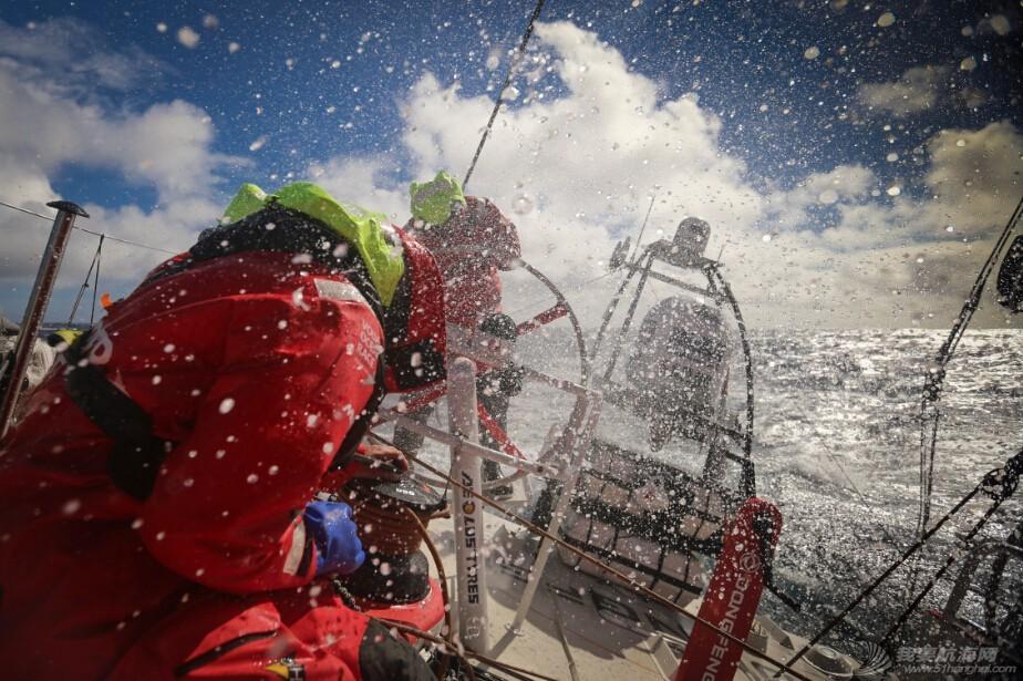 阿布扎比,沃尔沃,极端天气,新西兰,合恩角 南大洋,比想象中更加艰难