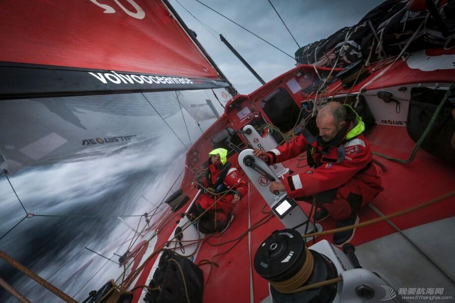 """中国船员,奥克兰,天气,超越,大洋 船长夏尔自述:""""这个赛段用了残酷的方式让我们清醒。"""""""