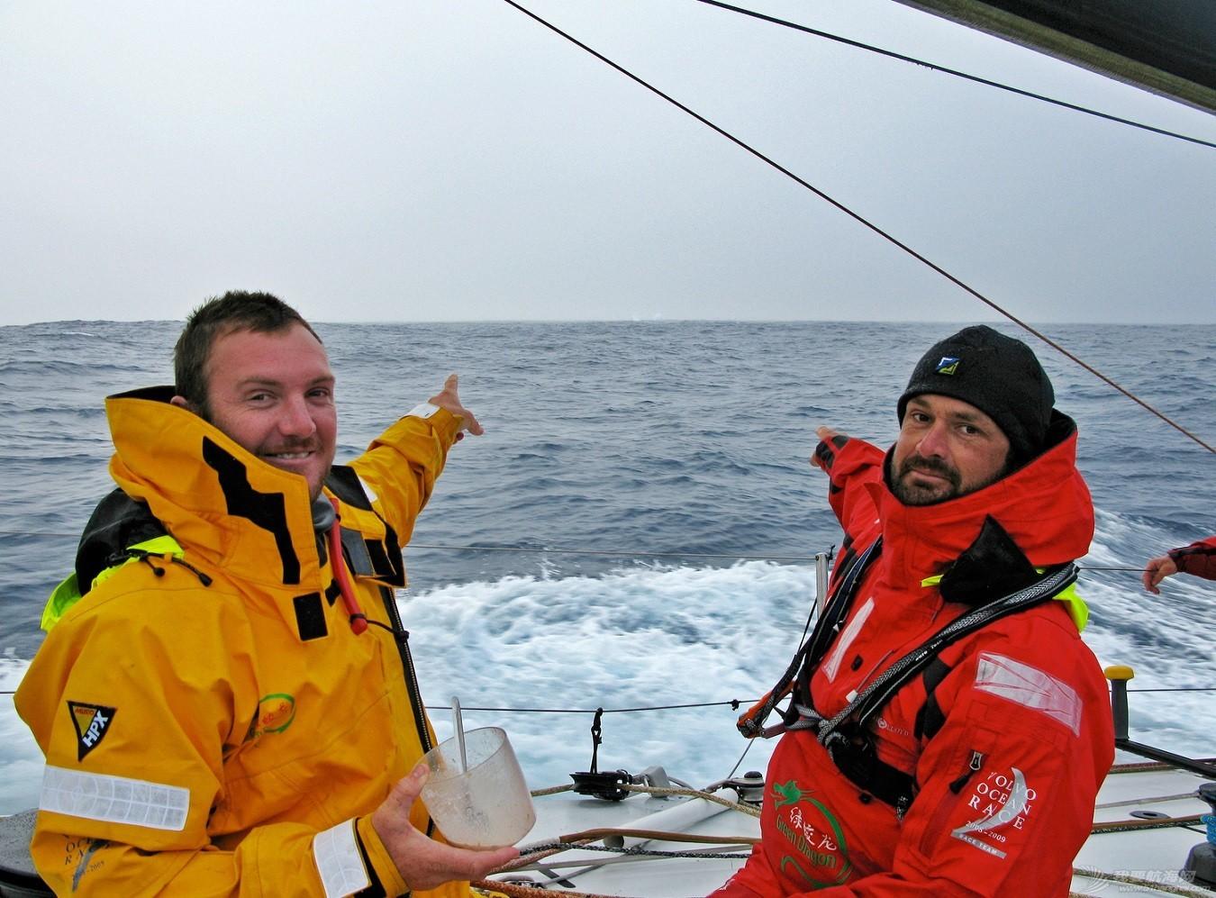 阿布扎比,沃尔沃,可能性,大洋,动态 船队驶过尼莫极点 调整冰山禁区保安全