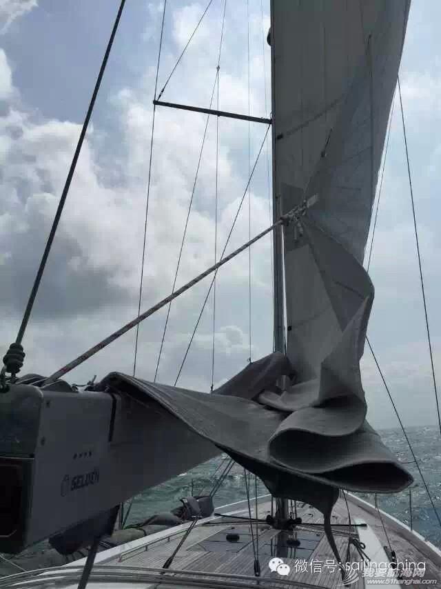 """胜利,德国,帆船,汉斯,三亚 坚持最后就是胜利---德国汉斯帆船H575""""曦冉号""""获三亚-万宁段IRC-3组冠军 001c06rbzy6R63MVVEt89&690.jpg"""
