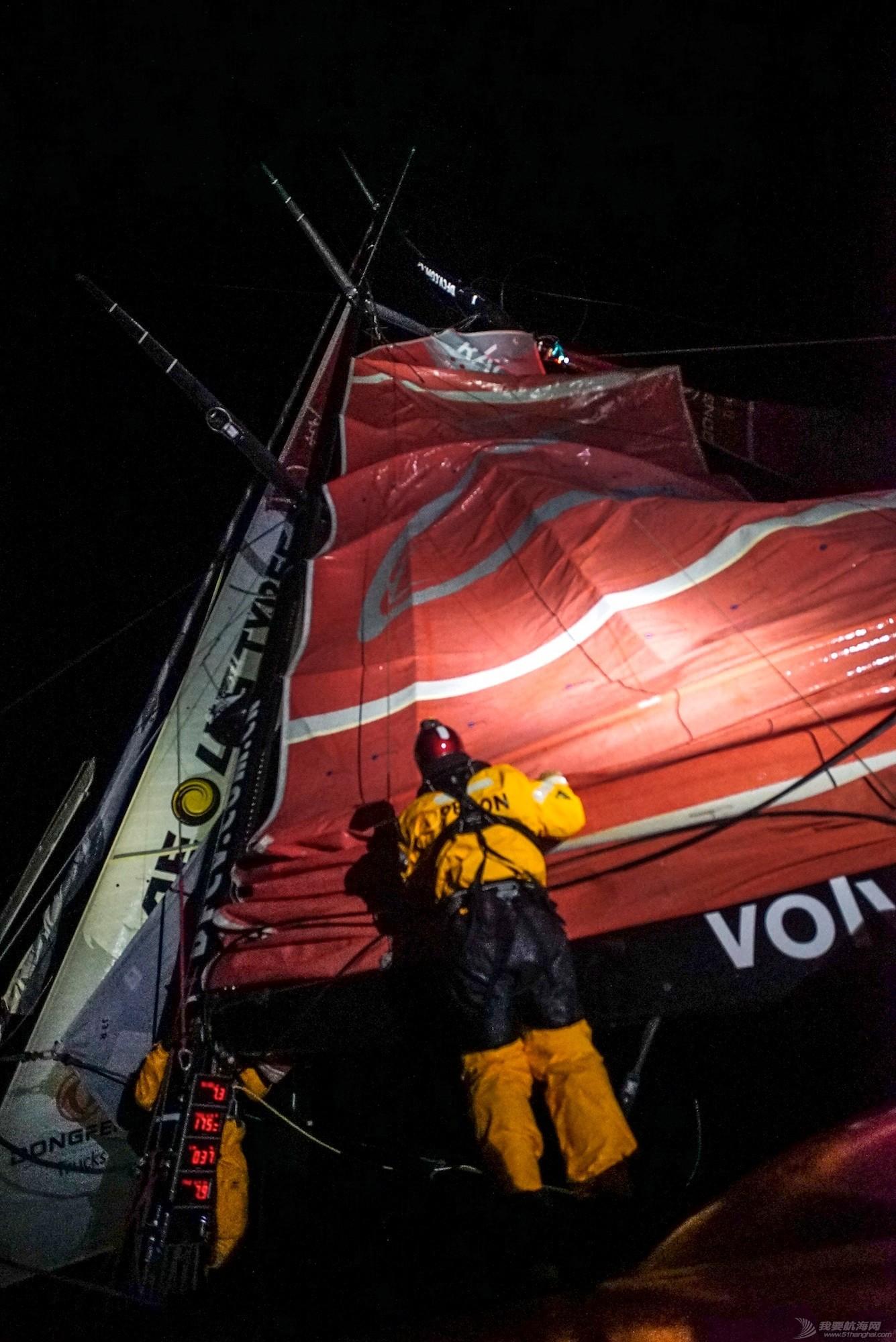 北京时间,沃尔沃,乌斯怀亚,突如其来,阿根廷 帆船断桅,梦想折翼,东风队无奈止步合恩角。期待明日再扬帆!