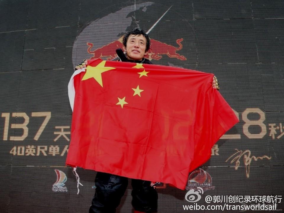 伦敦奥运会,北京奥运会,国际奥委会,如果我是,奥运奖牌 郭川单人不间断环球航行上岸两周年有感而发:执着的人是幸福的。 1.jpg
