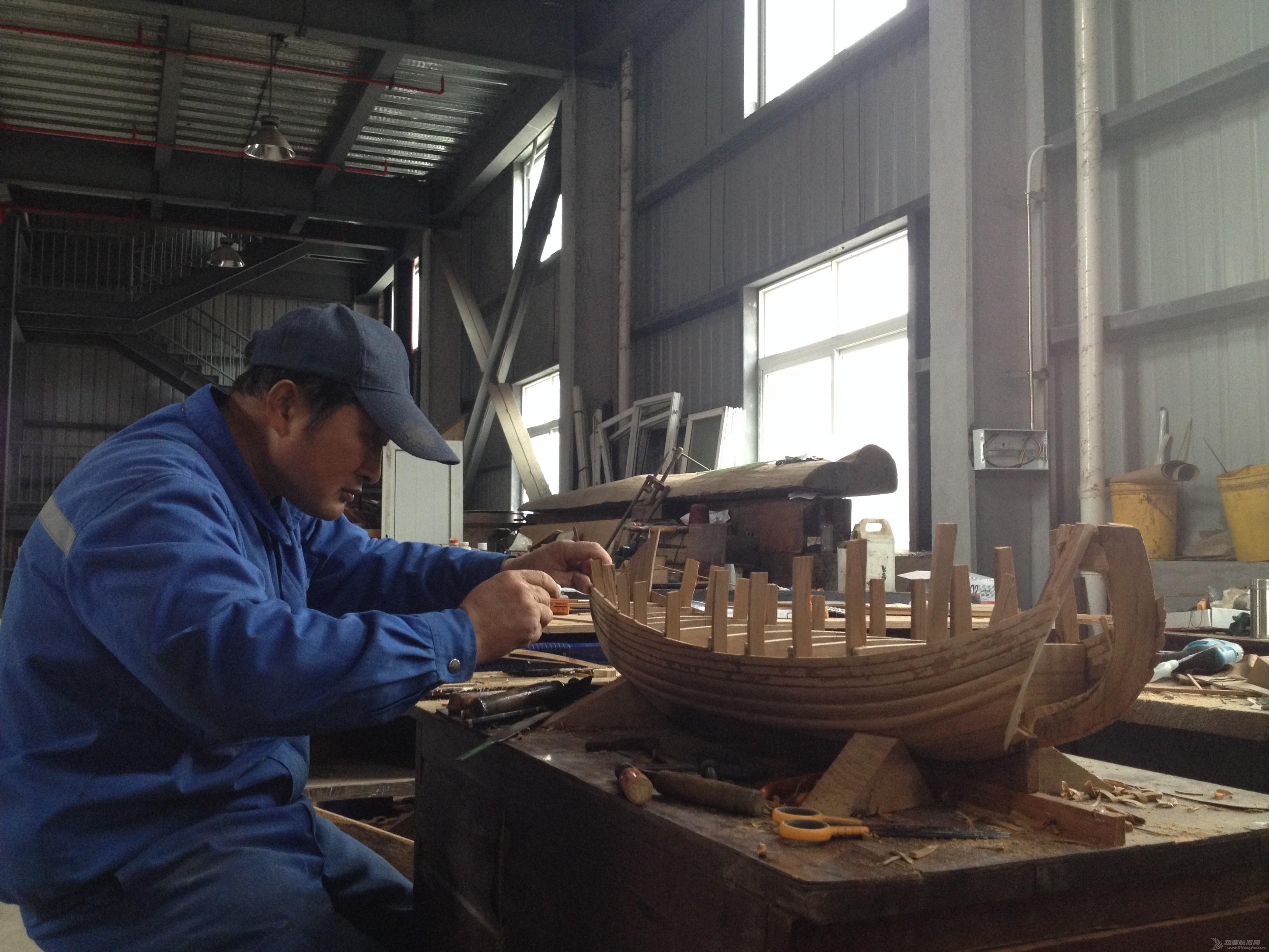 中式风格,交通运输,造船厂,朱家尖,对抗赛 全球首次中式帆船比赛可能会在舟山举行 IMG_7881.JPG