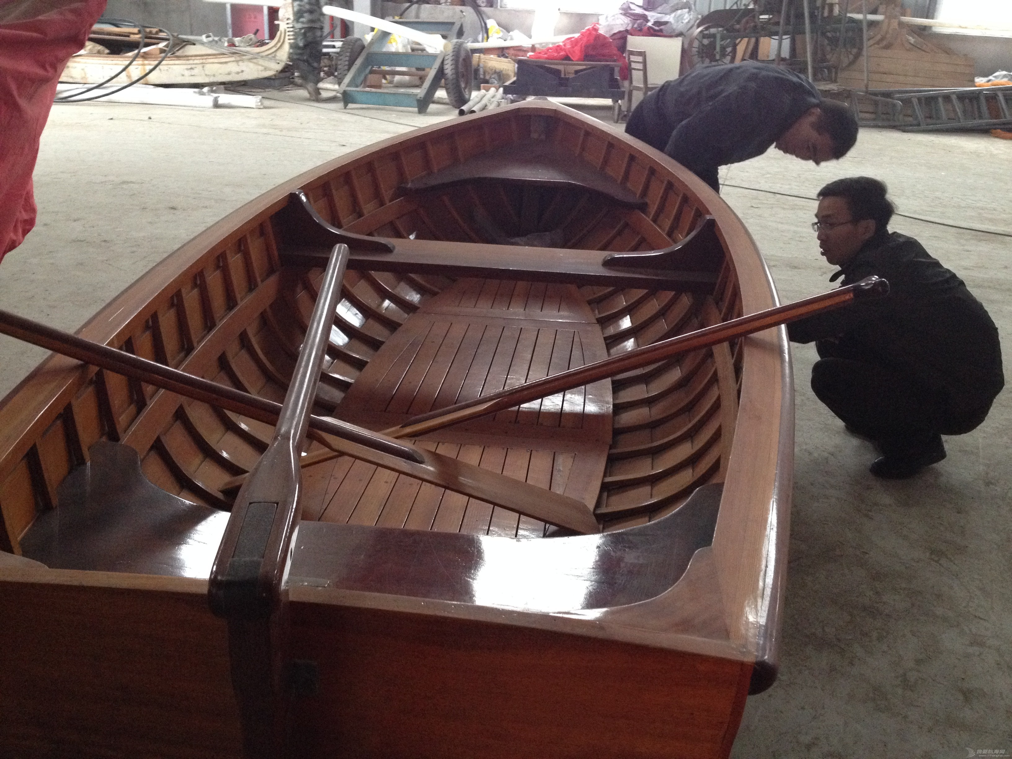 中式风格,交通运输,造船厂,朱家尖,对抗赛 全球首次中式帆船比赛可能会在舟山举行 IMG_7904.JPG