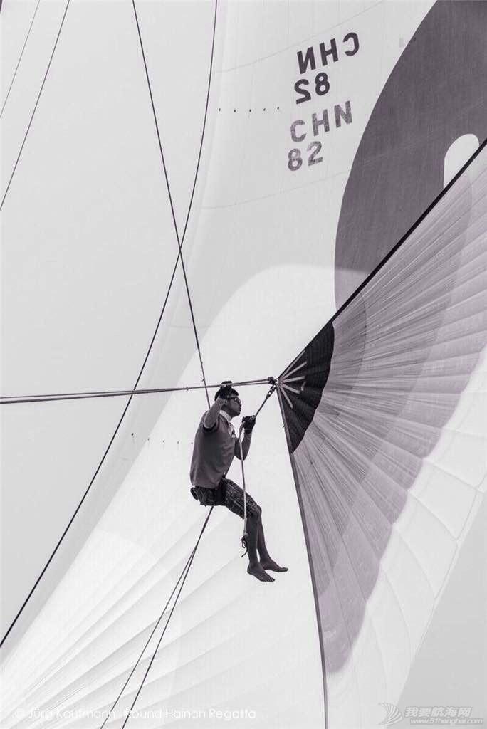 新浪博客,女孩子,打酱油,合伙人,实力派 2015海帆赛IRC1组总冠军三亚号【航海日记】 IMG_7765.JPG